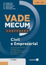 Livro - Vade Mecum Civil E Empresarial Conjugado -