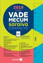 Livro - Vade Mecum compacto - 21ª edição de 2019 -