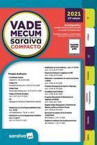 Livro - Vade Mecum Compacto - 23ª Edição - 2021 -