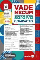 Livro - Vade Mecum Compacto Saraiva 2020 - 22ª Edição -