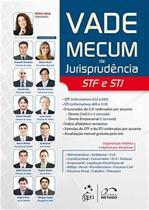 Livro - Vade Mecum de Jurisprudência STF e STJ -