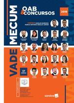 Livro - Vade Mecum OAB concursos - 1ª edição de 2019 -