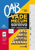 Livro - Vade Mecum OAB e Graduação - 21ª Edição 2021 -