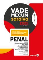 Livro - Vade Mecum Penal - 5 ª Edição 2021 -