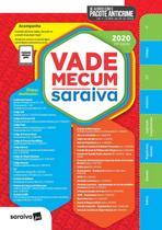 Livro - Vade Mecum Saraiva 2020 - Tradicional - 29ª Edição -