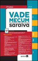 Livro - Vade Mecum Saraiva : Tradicional - 27ª edição de 2019 -