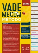 Livro - Vade Mecum Tradicional Método 2020 -