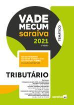 Livro - Vade Mecum Tributário - 5 ª Edição 2021 -