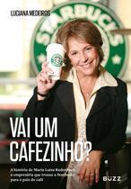 Livro - Vai um cafezinho? -