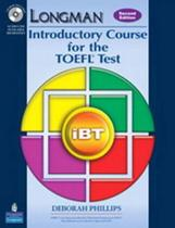 Livro - Value Pack: Longman Introductory Course for the TOEFL Test: iBT Student Book (with Answer Key) with CD-ROM & iTest & Class Audio
