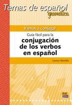 Livro - Vamos a conjugar - Guia facil para la conjugacion de los verbos en Espanol -