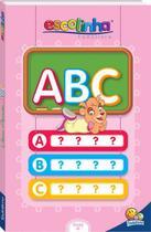 Livro - Vamos aprender: ABC -