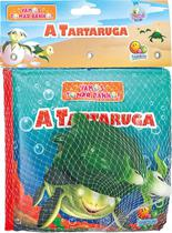Livro - Vamos tomar banho II! A tartaruga -