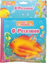 Livro - Vamos tomar banho II! O peixinho -