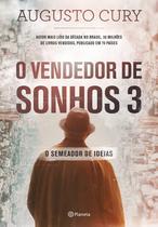 Livro - Vendedor de sonhos 3 -