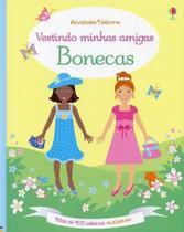 Livro - Vestindo minhas amigas : Bonecas -