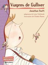 Livro - Viagens de Gulliver -