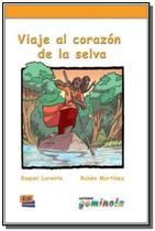 Livro - Viaje al corazon de la selva -