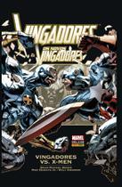 Livro - Vingadores & Novos Vingadores: Vingadores Vs. X-men -