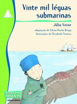 Livro - Vinte mil léguas submarinas -