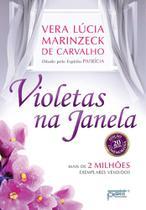 Livro - Violetas na janela -