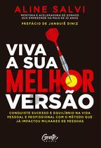 Livro - VIVA A SUA MELHOR VERSÃO -