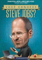Livro - Você Conhece Steve Jobs? -