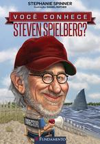 Livro - Você Conhece Steven Spielberg? -