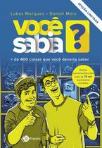 Livro - Você sabia? - 2º edição Capa Dura - Mais de 400 coisas que você deveria saber