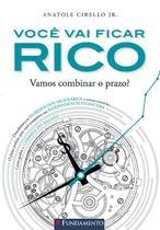 Livro - Você Vai Ficar Rico! -