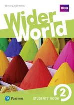 Livro - Wider World 2 Wb With Ol Hw Pack -