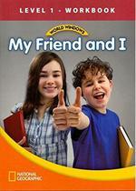 Livro - World Windows 1 - My Friend and I -