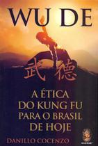 Livro - Wu De -