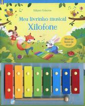 Livro - Xilofone : Meu livrinho musical -