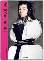 Livro - Yohji Yamamoto -