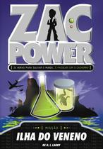 Livro - Zac Power 01 - Ilha Do Veneno -