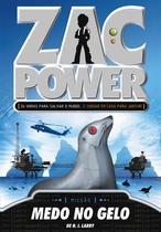 Livro - Zac Power 04 - Medo No Gelo -