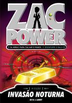 Livro - Zac Power 05 - Invasão Noturna -