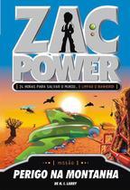 Livro - Zac Power 08 - Perigo Na Montanha -