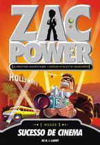 Livro - Zac Power 09 - Sucesso De Cinema -