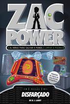 Livro - Zac Power 12 - Disfarçado -