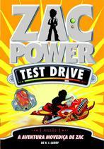 Livro - Zac Power 14 - Pânico No Vulcão -