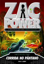 Livro - Zac Power 16 - Corrida No Pântano -