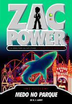 Livro - Zac Power 17 - Medo No Parque -