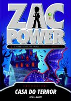 Livro - Zac Power 18 - Casa Do Terror -