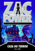 Livro - Zac Power 18 - Casa Do Terror -