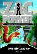 Livro - Zac Power 22 - Turbulência No Rio -