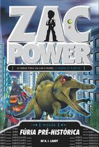 Livro - Zac Power 24 - Fúria Pré-Histórica -