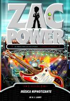Livro - Zac Power 25 - Musica Hipnotizante -