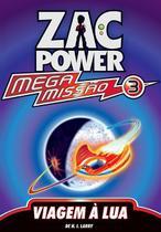 Livro - Zac Power Mega Missão 03 - Viagem À Lua -